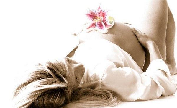 Kosmetinės procedūros nėštumo metu